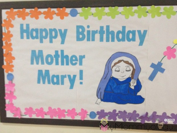 Happy Birthday Mary!