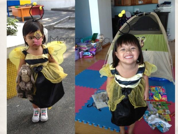 I'm bringin' home a baby bumblebee...