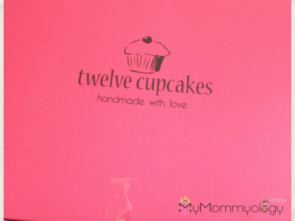 A pink box arrives at the door... it can only be good things! ;)