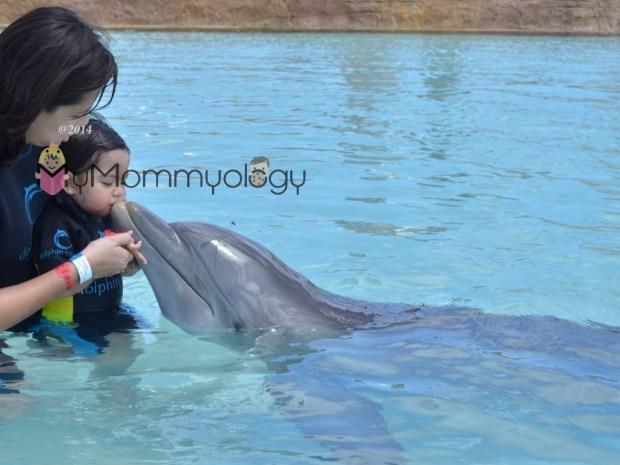 Kissy kissy!