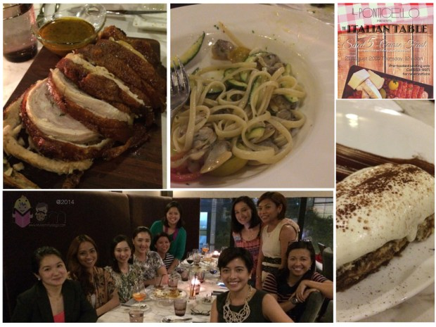Yummy food, wonderful company... who could ask for more?  I miss you SoMoms!