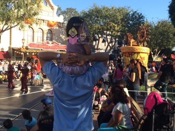 Disney's newest product should be a parent's back massage.