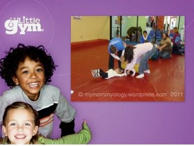 My Mommyology Little Gym