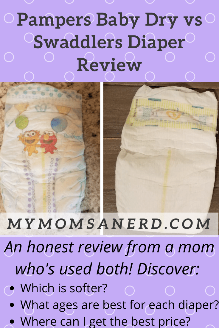 Pampers Pure Protection Diapers Review: Great for