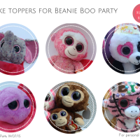 Beanie Boo party ideas
