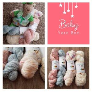 baby yarn box