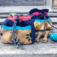 Dog Treat Bag - Sew it yourself