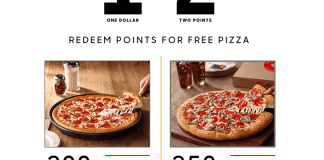 Hut Rewards from Pizza Hut