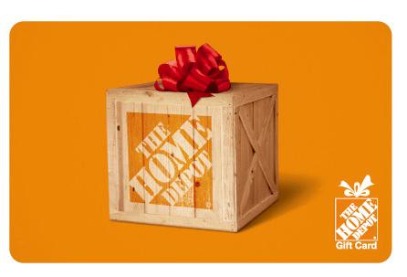 HomeDepot.com/Survey $5000.00 Gift Card