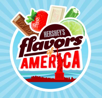 HersheyFlavorsofAmerica.com