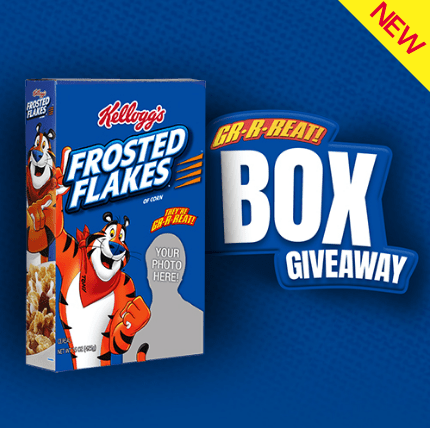 Kellogg's Family Rewards Points