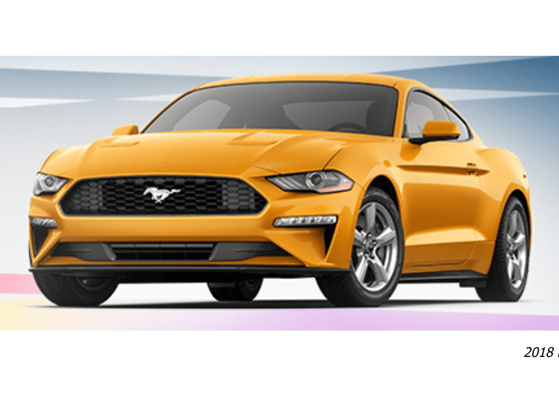 Enter Essence Ford Sweepstakes to Win a 2019 Ford Mustang