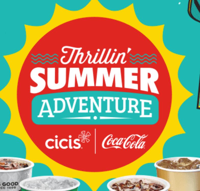 Coke Play To Win Thrillin Summer Adventure (Universal Studios Trip)