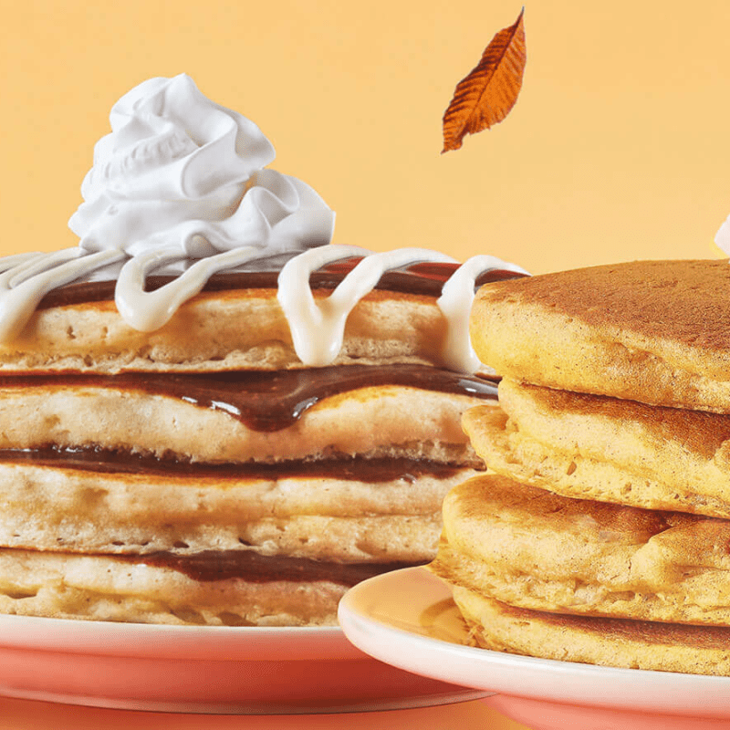Win Buttermilk Pancakes in TalktoIHOP Survey (or $4 off coupon)