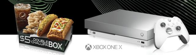 TacoBell.com/Xbox Instant Win Game