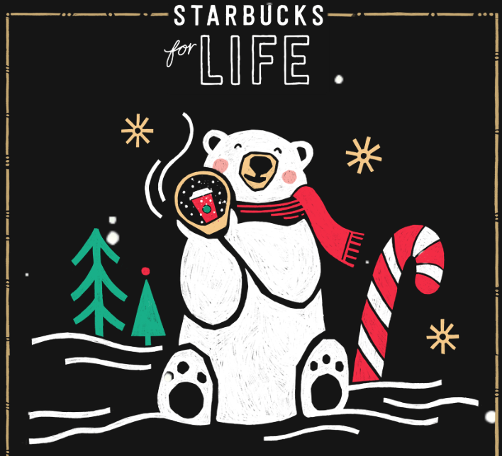 Starbucks For Life Rare Pieces 2018 Holiday Edition List!