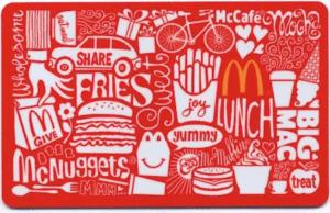 MyMoneyGoblin McDonald's Sweepstakes