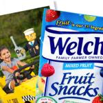 Welch's Fruit Snacks Legoland 2019