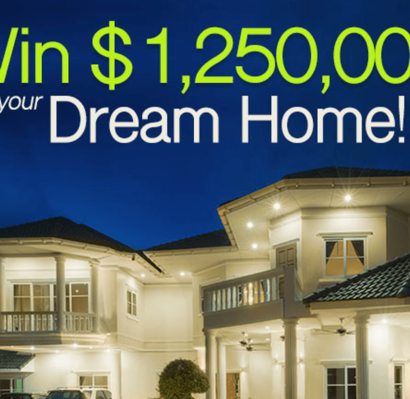 PCH Dream Home Sweepstakes – Enter $1,250,000 PCH Dream Home Giveaway