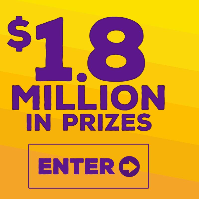 Flip the Lip Contest at FlipTheLip.ca (1.8 Million of Prizes!)