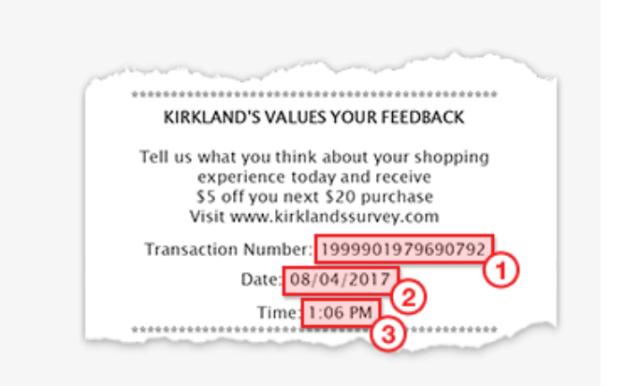 www.kirklandssurvey.com
