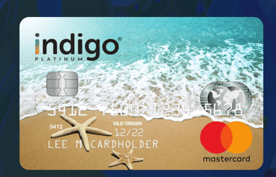 www.myindigocard.com Platinum MasterCard - Apply, Login or