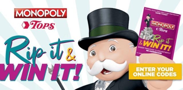 www.topsmarkets.com/monopoly