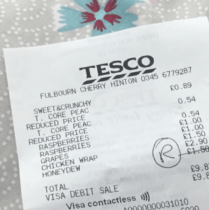 tesco double the difference
