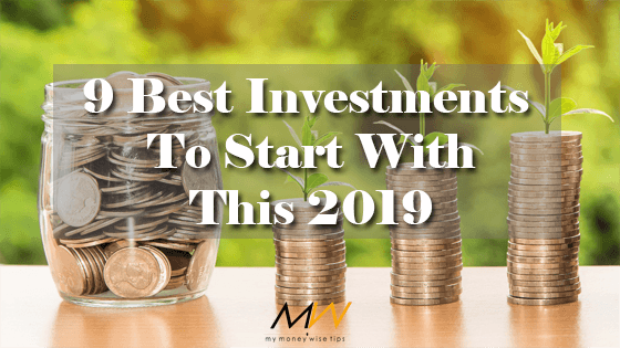9 Best Investments To Start With This 2019