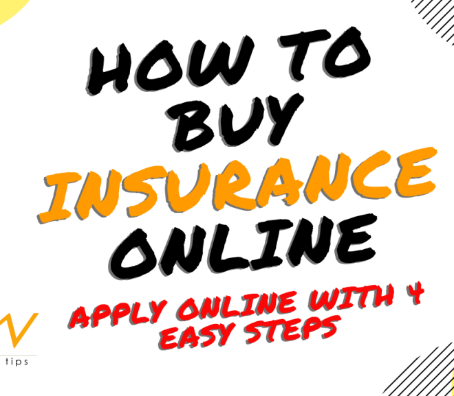 How to Buy Insurance Online