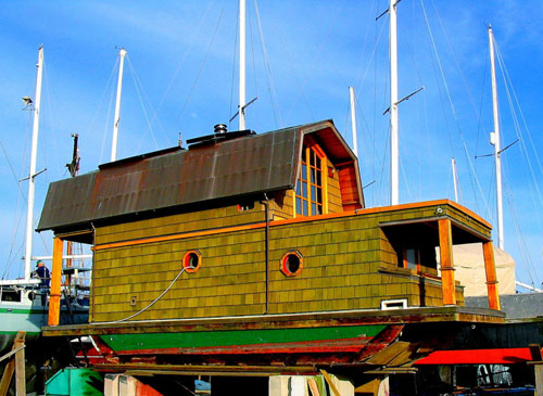 Living in a House(boat!) - My Money Wizard