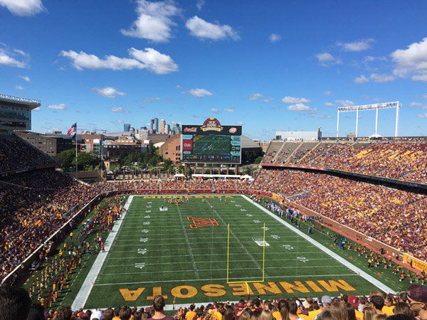 Net Worth Minnesota Gophers