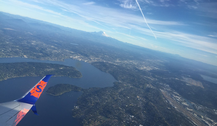 Mount Rainier Seattle