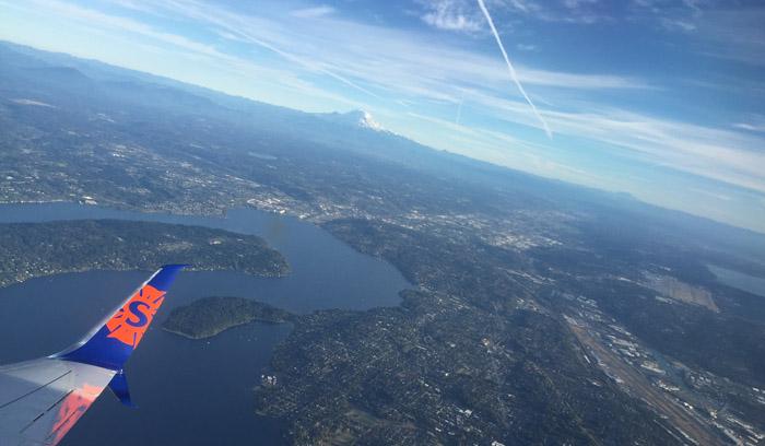 Mount Rainier Seattle