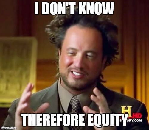 Equity Mistakes