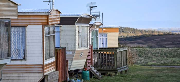 generating real estate income through trailer park investments