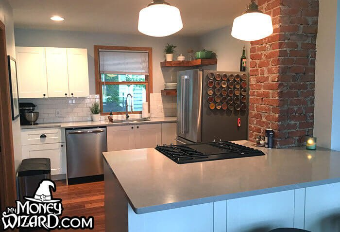 8 Frugal Tricks I Used To Buy A 30 000 Kitchen Remodel For 14 634