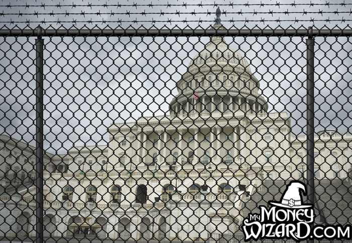 emergency fund government shutdown