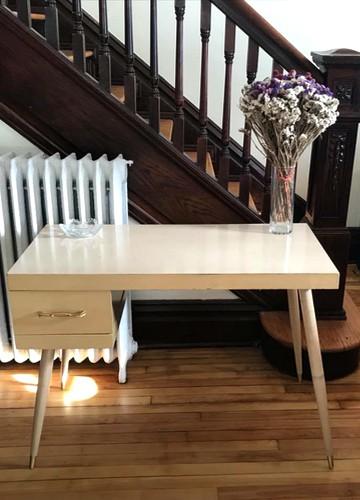 refurbishing desk after
