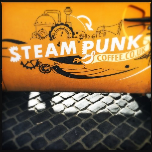 Steampunk North Berwick