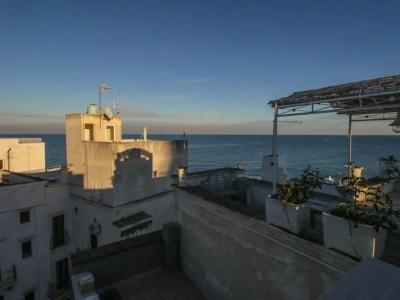 Casa Vacanze con veranda sul mare Monopoli - Orchidea - Casa dei Fiori - My Monopoli