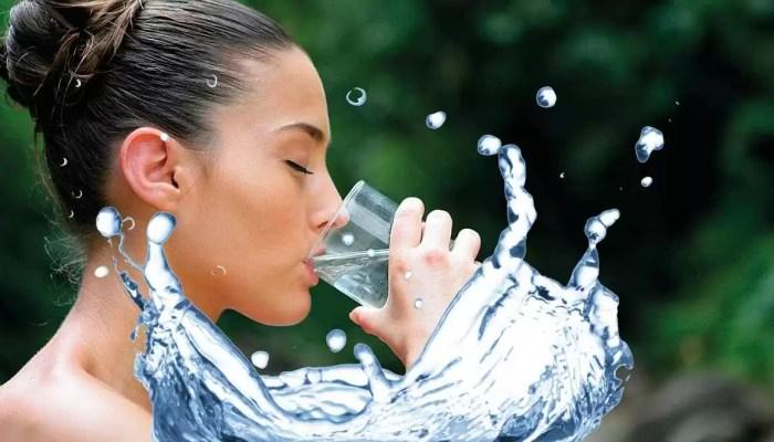 Если натощак пить стакан омагниченной воды