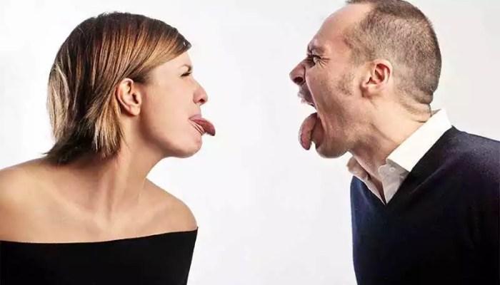 Споры портят настроение, порождают стрессы, дискомфорт