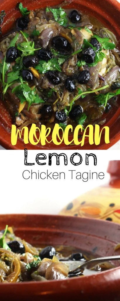 Olives & Lemon Chicken Tagine - This awesome Moroccan Stew has a perfect balance of flavour and is the perfect way to get yourself initiated to moroccan cuisine. - Mymoorishplate.com
