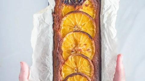 Orange Cardamom Cake My Moorish Plate