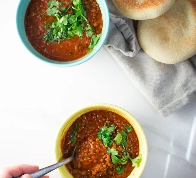 Moroccan Lentil Soup Recipe