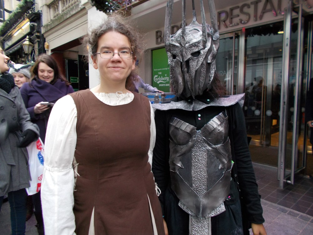 ToRn pub moot and the Hobbit World Premiere in London (3/6)