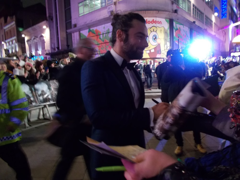 ToRn pub moot and the Hobbit World Premiere in London (4/6)