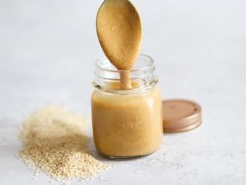 Easy-tahini-paste-recipe