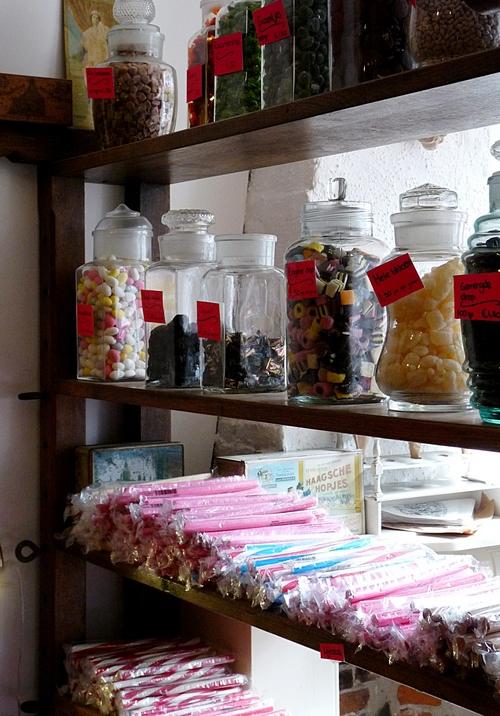 26_so viele Naschreien in Omas Snoepwinkel in Veere